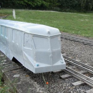 5in GWR body from mould b
