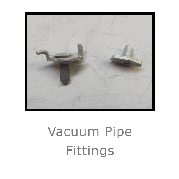 5in Vacuum Pipe fittings