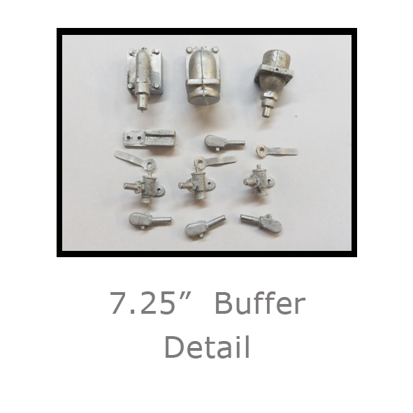 7.25in Buffer detail